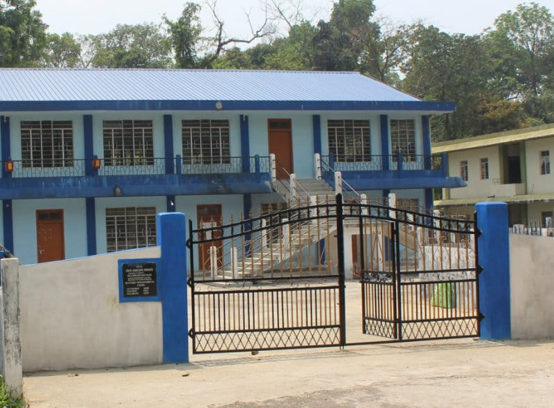 Community Hall in Nongtrai Village